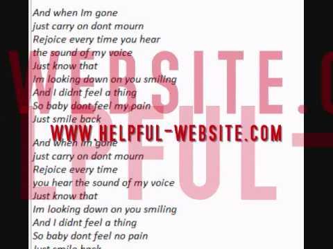 Eminem -- When I'm Gone (www.helpful-website.com)