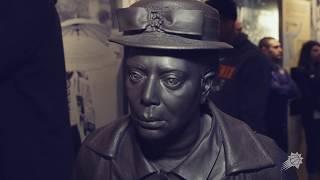 Phoenix Suns Visit the Civil Rights Museum