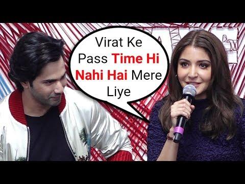 Anushka Sharma On Life After Marriage With Virat Kohli   Sui Dhaga Trailer Launch