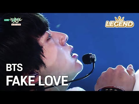 BTS (방탄소년단) - FAKE LOVE [Music Bank HOT STAGE / 2018.06.01]