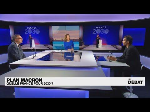 Plan Macron : quelle France pour 2030 ? • FRANCE 24