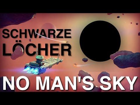 ► No Man's Sky | Schwarze Löcher! | Was wissen wir? Wie könnten sie umgesetzt sein? [German] [HQ]