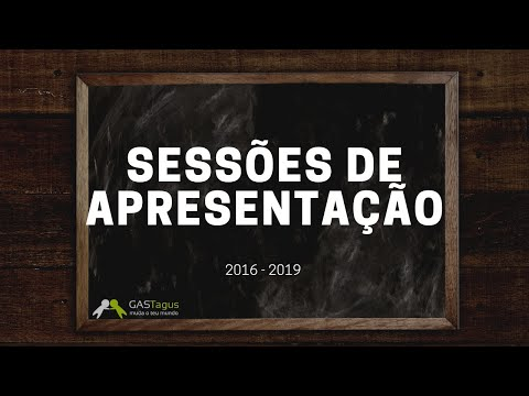 GASTagus - Sessão de Apresentação ISPA 2018