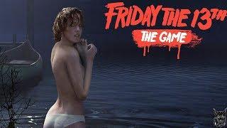 50 ОТТЕНКОВ ХЕСУСА В Friday the 13th: The Game