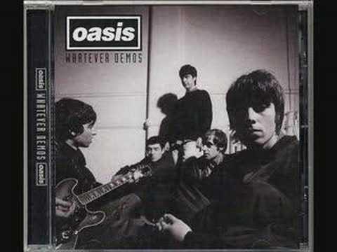 Oasis - Whatever Demo (Rare)