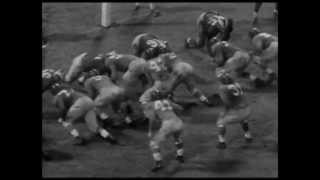 New York Giants vs Los Angeles Rams 1950