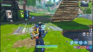 Wot? Fortnite glitch: jambes immobiles
