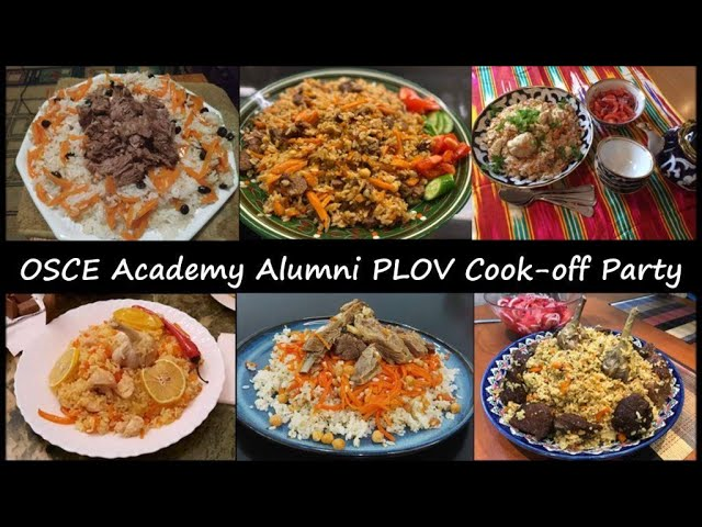 VIDEO: Teaching you TWO types of plov