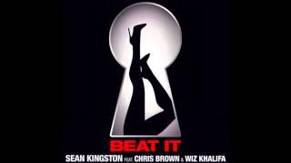 Sean Kingston Feat. Chris Brown & Wiz Khalifa - Beat It (2o13)