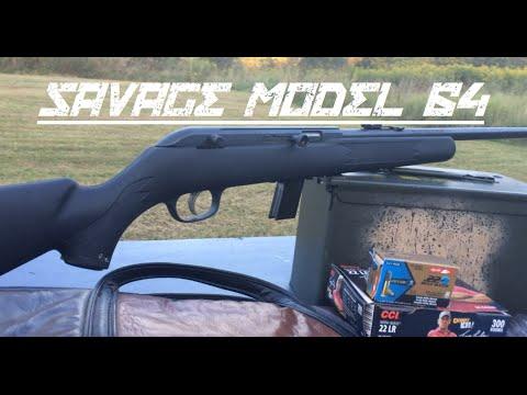 Savage 64Fxp 22Lr