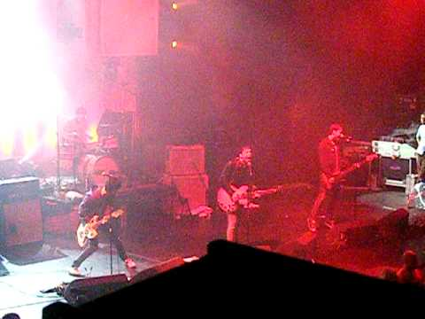 The Cribs - We Were Aborted and Hey Scenesters live in Manchester