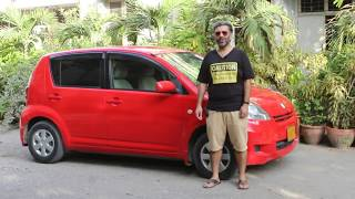 Official Review - ECarPak - Toyota Passo 2007 - A Practical Hatchback
