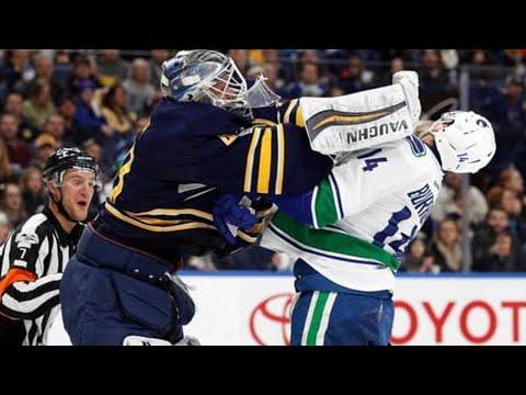 NHL: Protecting Teammates Part 2