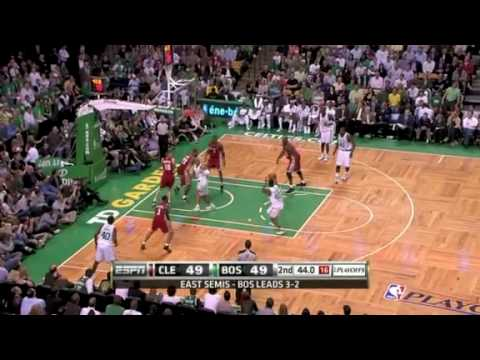 2010 PLAYOFFS Game 6: Boston Celtics VS Cleveland Cavaliers (Celtics Win Series!)