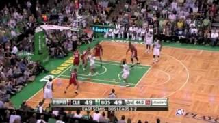 2010 PLAYOFFS Game 6: Boston Celtics VS Cleveland Cavaliers (Celtics Win Series!)