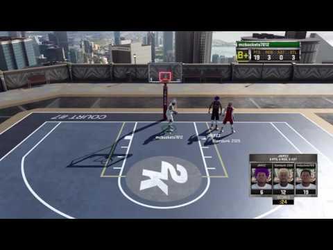 NBA 2K16 MyPark Taking Over 21