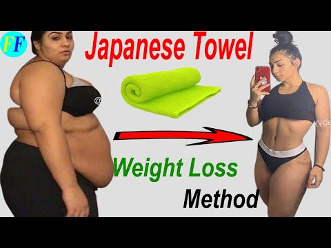 A New Japanese Method to Lose Weight –Burn Fat In 10 Days New Technique – How Get Rid Belly Fat Fast