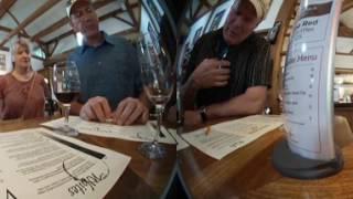 Vynecrest Vineyard Wine Tasting Time Lapse (Samsung Gear 360)