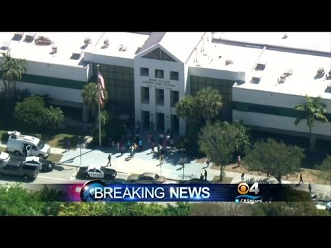 Stabbing At Miami Killian Senior High School