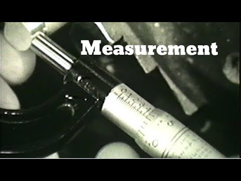Measurement:  History and Standards