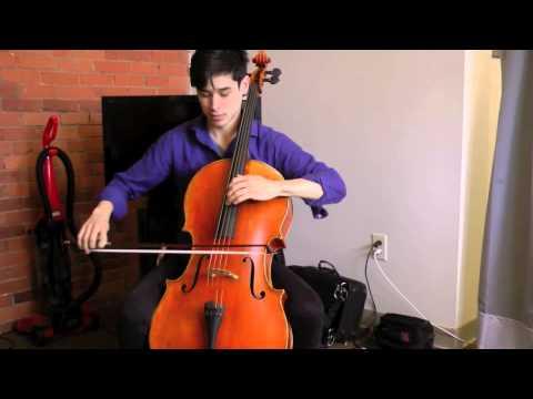Piatti Caprice no. 1 tutorial