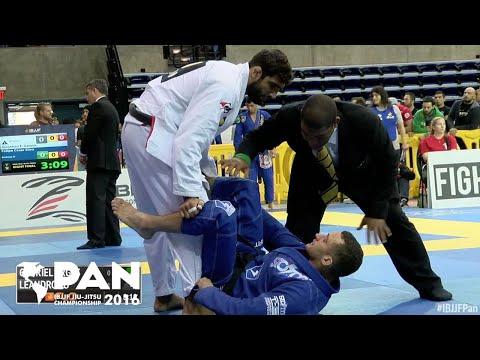 Leandro Lo VS Gabriel Arges / Pan Championship 2016