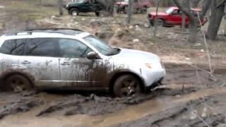 Subaru Forester 2009 Off Road