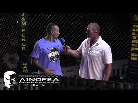 Yancy Medeiros Interview : Hawaii MMA