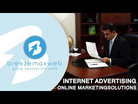 Internet Advertising - Online Marketing Solutions: BreezeMaxWeb
