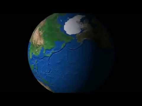 3D Earth Globe [Igeo School]