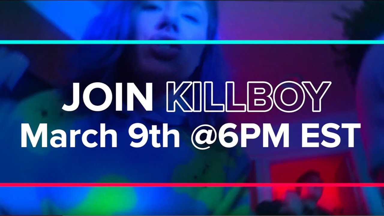 KILLBOY takes over COVER NATION!!