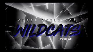 Cheer Athletics Wildcats 2019 - WORLDS EDIT