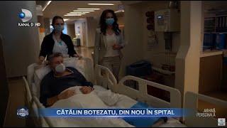 Stirile Kanal D (09.03.2021) - Catalin Botezatu, din nou pe masa de operatie! | Editie de pranz
