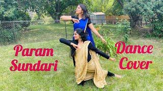 PARAM SUNDARI   Mimi   Kriti Sanon   @A.R.Rahman   Shreya Ghoshal  Dance Choreography USA