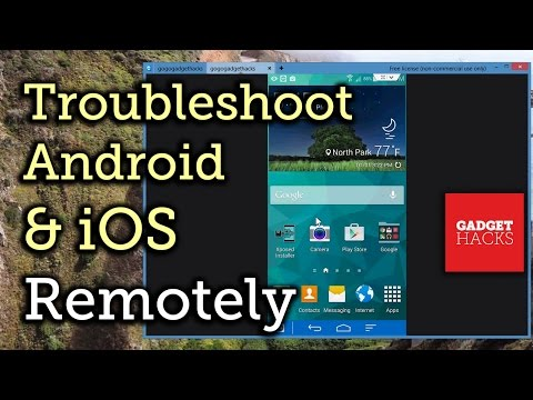 Troubleshoot Android & iOS Issues Remotely with TeamViewer [How-To
