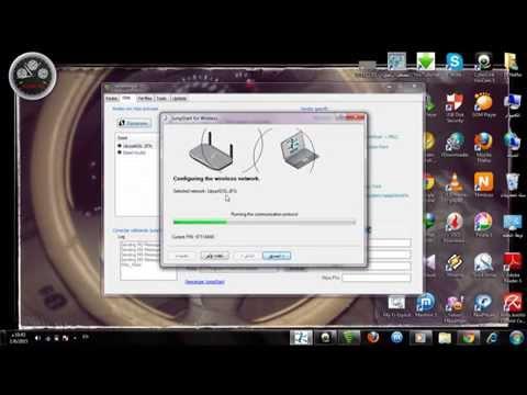 WiFi Hacker اختراق الشبكات الاسلكية wpa2 wpa psk وشبكات Libya Adsl