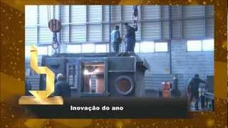 Fonte Da Moura - Metalomecânica / Metalworking - Innovation Award - Believe - Steel Structures