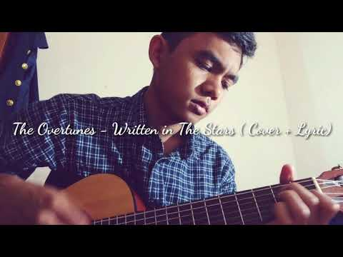 The Overtunes - Written In The Stars ( Cover + Lyric )