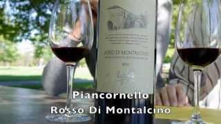 Piancornello, Rosso Di Montalcino - Rincon Valley Wine & Craft Beer, Santa Rosa, CA