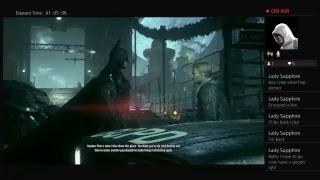 Batman arkham knight part 2  {warning swearing}