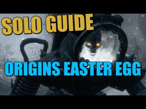 BO2 Zombies: Solo Origins Easter Egg Guide (Full)