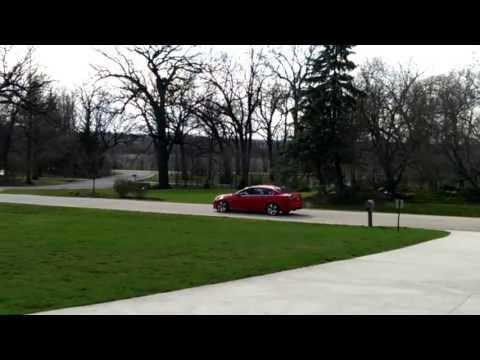 Pontiac G8 GT with QTP electric cutouts