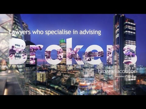 Brokers: Official Trailer #1 (2017) The Advisory Role Of An Insurance Broker