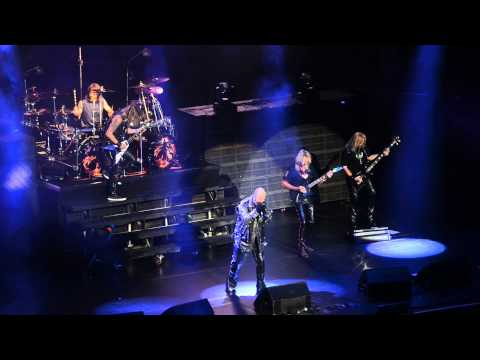 Judas Priest - Jawbreaker live at The Venue in Hammond, Indiana on 10/03/2014