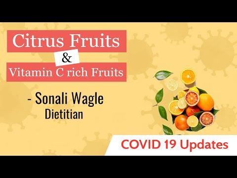 Citrus fruits & fruits rich in Vitamin C - Wonder foods - 4