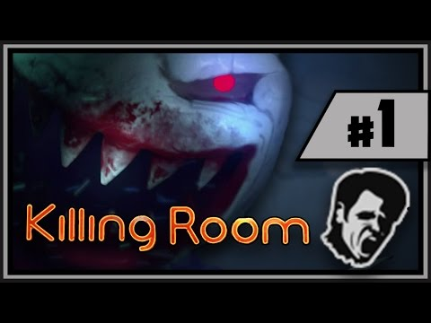 PISTOL FTW | Killing Room [P1] - Rouge-Like FPS (Gameplay/Let's Play)