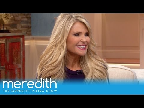 Christie Brinkley Reveals Her Beauty Secrets! | The Meredith Vieira Show