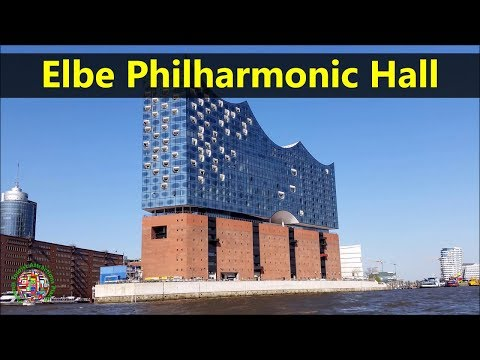 Best Tourist Attractions Places To Travel In Germany | Elbe Philharmonic Hall Destination Spot