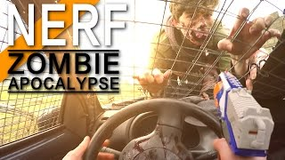 Nerf Zombie Apocalypse - 1st Person Shooter 1.0 | TrueMOBSTER
