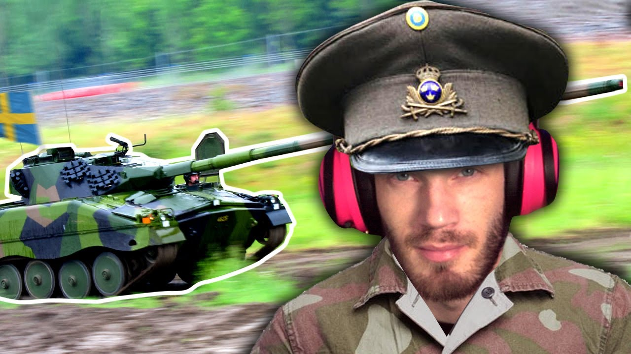 Sweden Invented Tanks
